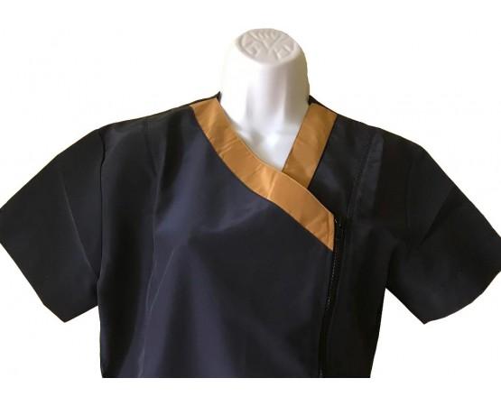 dettaglio scollo camicie