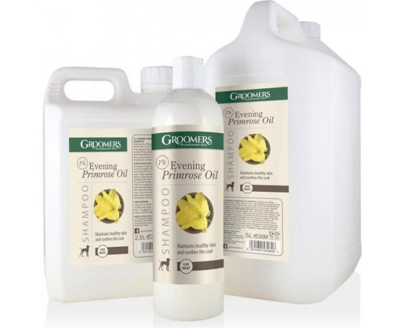 shampoo all'olio di primula