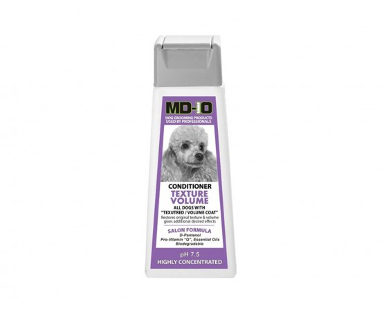 md10 texture volume balsamo 300ml