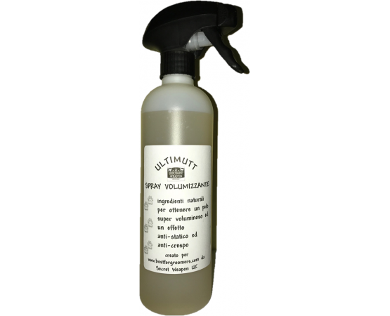 spray volumizzante 500ml