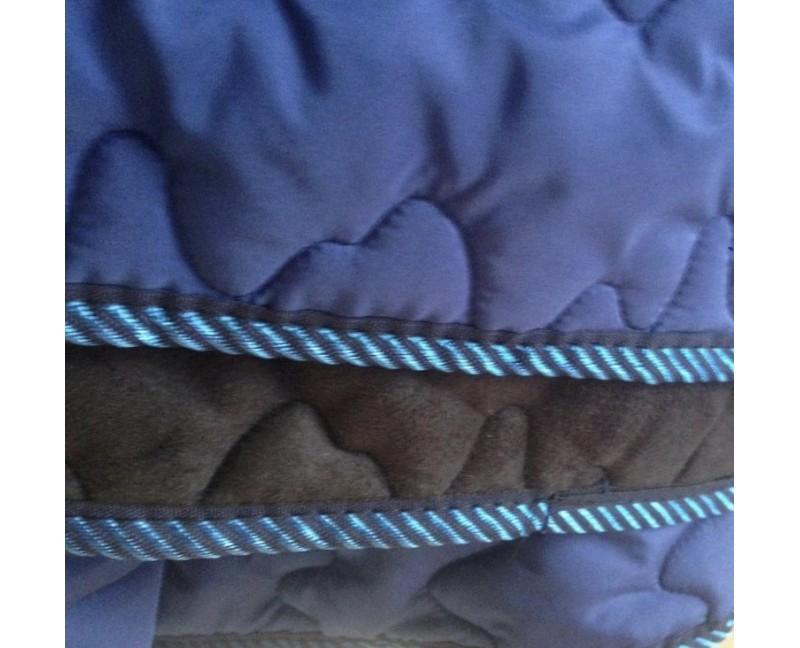 tecni home blu/nero  bordo turchese