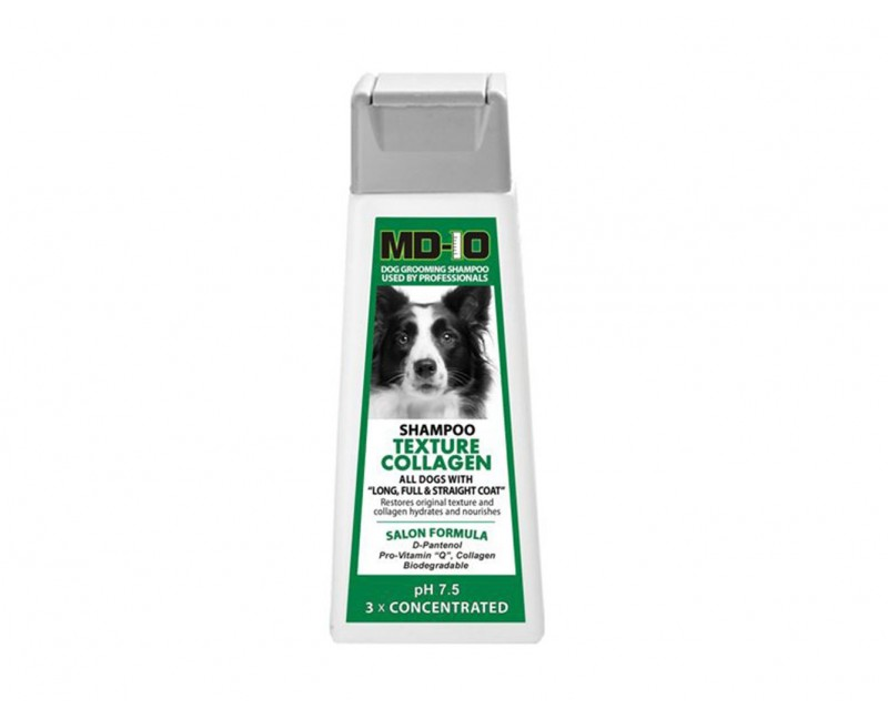 shampoo texture collagen 300ml
