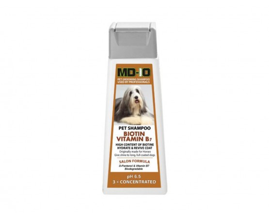 shampoo alla biotina 300ml