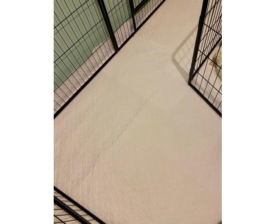 uso del giò pad nel recinto per  cuccioli