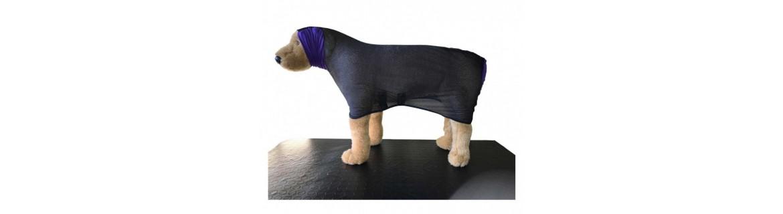 Dry dog coat giacca lisciante per cani in leggera maglia elasticizzata