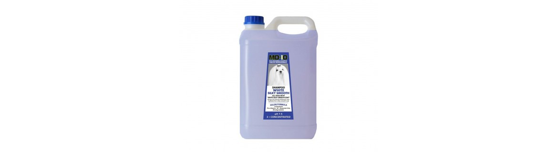 shampoo professionale per cani da esposizione